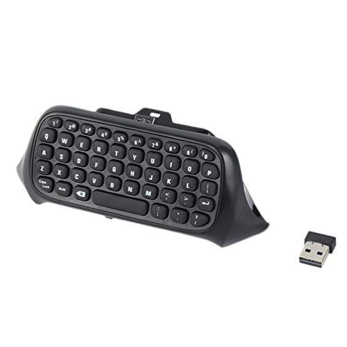 Preisvergleich Produktbild 47 tasten wireless 2, 4g praktische mini handheld tastatur spiel nachricht gamepad tastatur für xbox one s controller