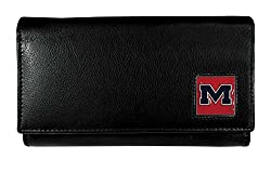 NCAA Ole Miss Rebels Women's Leather Wallet