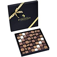 Coffret prestige assortiment de 56 chocolats