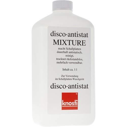 Knosti Disco Antistat Mixture Nachfüll Flüssigkeit für Schallplattenwaschmaschine