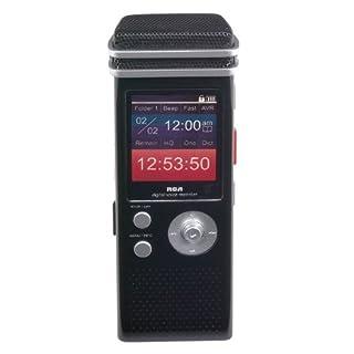 Audiovox VR5340 dictaphone - dictaphones (SPP, USB, AAA, LCD, Internal memory)