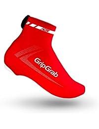 GripGrab Race ultrapulley sobre zapatos, talla única, M2002 Rojo rojo