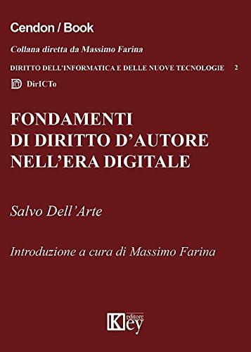 Fondamenti di diritto d'autore nell'era digitale - Amazon Libri