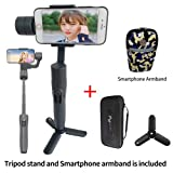 Feiyu-tech gimal Vimble 2 for smartphone,Including Tripod strand and Smartphone armbrand (gray color)