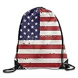 Watermelon Fruit Pulling-knapsack Backpack Sport Gym Sack Drawstring Backpack Bag
