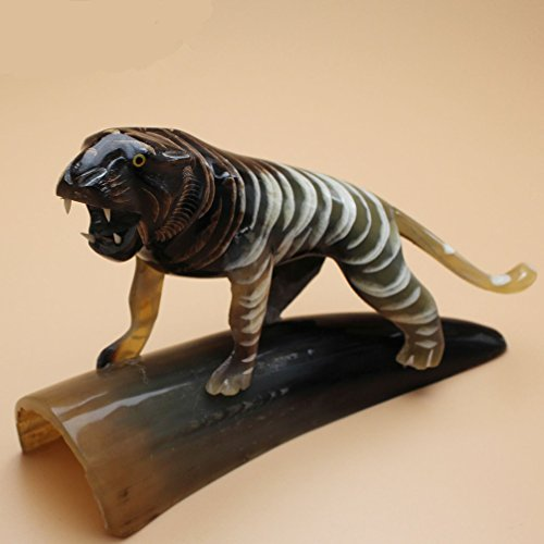 decoration-artwork-for-office-and-living-room-hand-carved-tiger-with-yak-horns-hand-carved-tiger