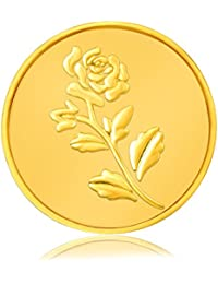 Senco Gold 5 gm, 24k (995) Yellow Gold Precious Coin