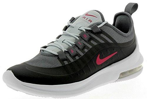 Nike Kinder Sneaker Air Max Axis, Sneakers Basses Mixte enfant, Noir (Black/Rush Pink-Anth 001), 37.5 EU