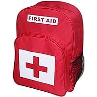 AIURBAG Rot Rucksack Zum Erste-Hilfe-Kits Pack Notfall Behandlung und Wandern, Camping, Reisen preisvergleich bei billige-tabletten.eu