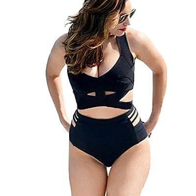 ASWER - Bikini - Negro