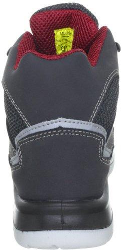Safety Jogger Mountain Unisex-Erwachsene Sicherheitsschuhe Grau (Grey/D.Grey)