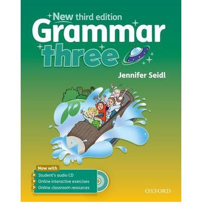 Grammar: Three: Student's Book with Audio CD (Mixed media product)(English / German) - Common