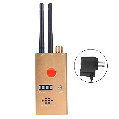YouN MD312 Wireless Signal Bug Detector Anti Candid GPS Location Tracker (US) - Candid Top