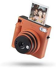 Fujifilm instax SQUARE SQ 1 Terracotta Orange | Fotocamera a sviluppo istantaneo | Modalità One-Touch Selfie |