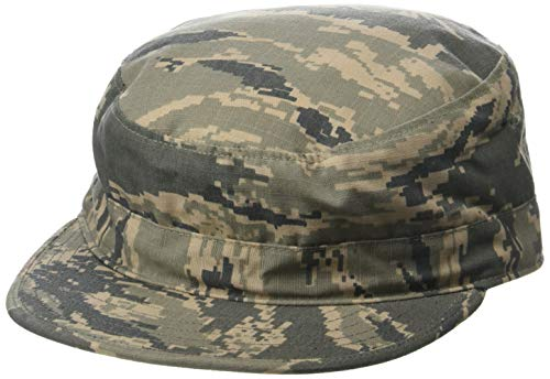 Air Force Tiger Stripe (Propper Unisex-Erwachsene Abu Utility Cap Hut, Air Force Digital Tiger Stripe, 7 1/2)