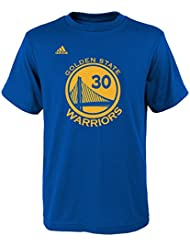 Stephen Curry Golden State Warriors Youth Adidas NBA Player Blue Camiseta de Niños, XL