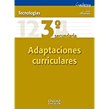 Tecnologías 3º ESO Motriz Adaptaciones Curriculares (Cuadernos Oxford) - 9788467367508