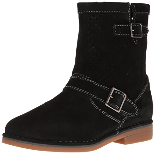 Hush Puppies Women s Aydin Catelyn Perf Boot Black Suede 9 C/D US