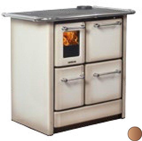 cucina legna 35 marrone usato spedito ovunque in italia