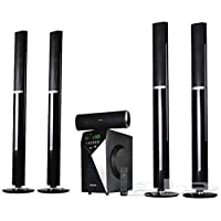 Nikai 5.1 Channel DVD Player & Recorder Home Theater System - NHT6600PT