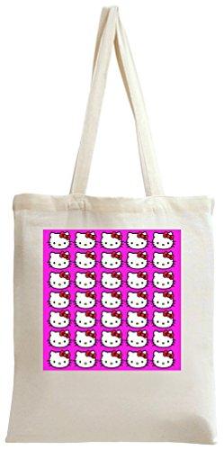 Hello Kitty Print Tote -