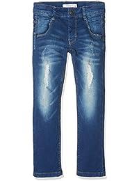 suchergebnis auf f r jeans mit l chern jungen bekleidung. Black Bedroom Furniture Sets. Home Design Ideas