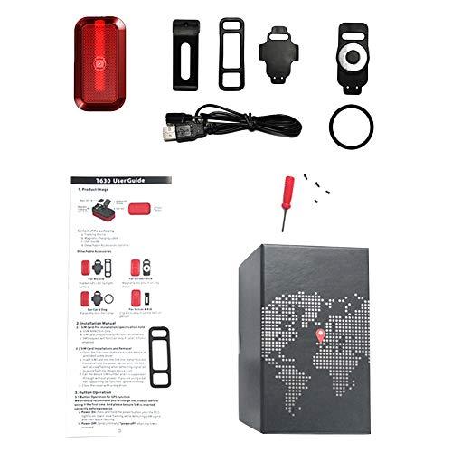 TOOGOO Nuevo T630 Collar Perro Rastreador de GPS Bolsa de Bicicletas para...