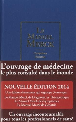 Le manuel Merck 2014
