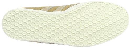adidas Herren Gazelle Sneakers Beige (Cardboard/trace Khaki F17/off White)