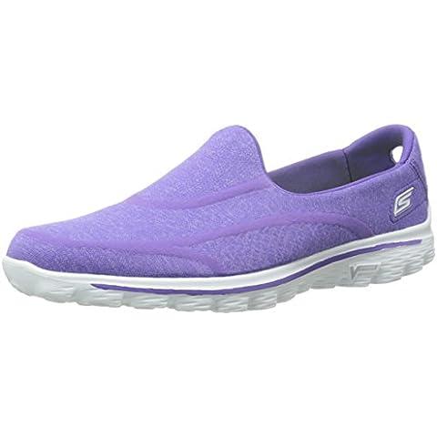 Skechers - Go Walk 2Super Sock, Sneakers da donna