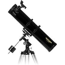 Telescopio Omegon N 130/920 EQ-2, telescopio riflettore con apertura 130 mm e lunghezza focale 920 mm