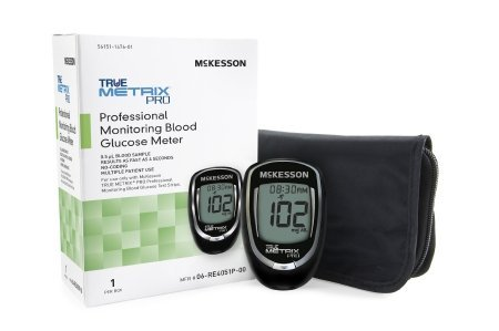 mckesson-true-metrix-pro-professional-monitoring-blood-glucose-meter-1-box-by-mckesson