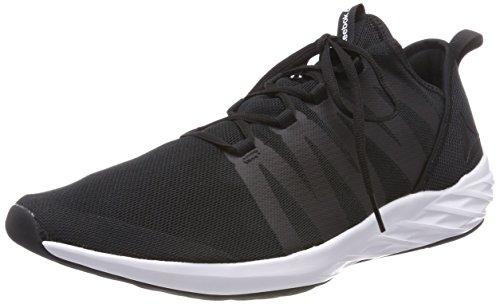 Reebok Men's Astroride Future Black/Ash Grey/White Running Shoes-6 UK/India (39 EU) (7 US)(CM8728)