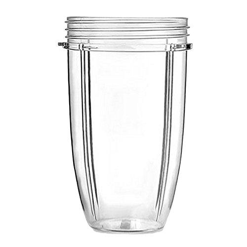 32oz bicchierini Clear tazze parte di ricambio spremiagrumi accessori per NUTRiBULLET Nutri Bullet 900W 600W frullatore spremiagrumi