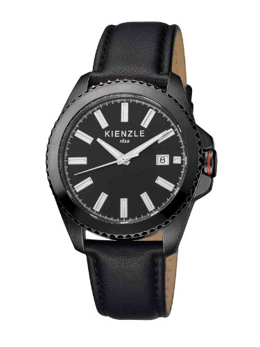 Kienzle Men's Quartz Watch K3061043011-00071 with Leather Strap