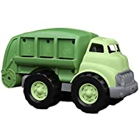 Recycle Truck with Movable Recycling Bed & Open/Shut Rear Door