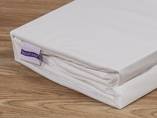 Protect_A_Bed Basic Waterproof Mattress Protector 5' King Size Protector