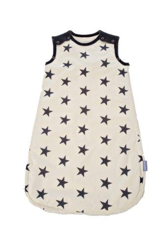 Mama Designs BSST06 - Sacco nanna Babasac, 0-6 mesi, motivo: Stelle