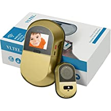 Domus Spioncino Digitale.Amazon It Spioncino Digitale Porta Wifi Vi Tel
