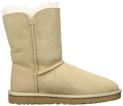 UGG Women's Bailey Button , Bottes femme beige (Beige (Beige/Sand))