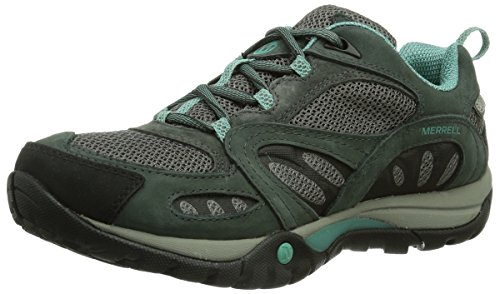 Merrell Azura Waterproof, Women's Lace-Up Trekking and Hiking Shoes - Grey (Castle...