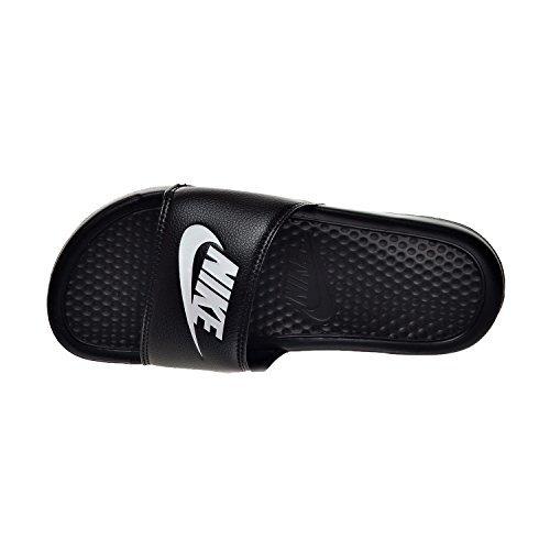 Nike Benassi JDI Herren Badelatschen Badeschuhe 343880 090 Sauna EU 47,5 UK 12 3 Joy Slip