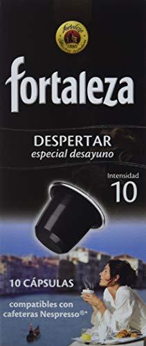 Nespresso compatible - Café Fortaleza Despertar - 10 cápsulas