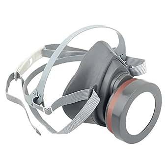 COLEMETER®Masque Respiratoire Respirateur Filtre Protection Anti Gaz Chimique Industriel