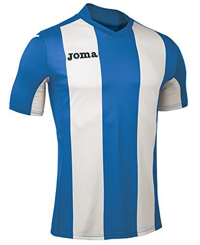 Joma pour homme Camiseta Pise M/C Sport T-shirt bleu roi/blanc