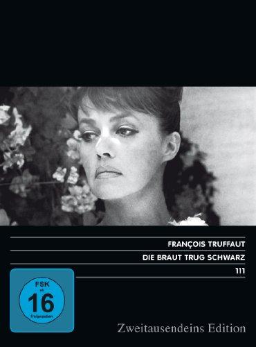 Bild von Die Braut trug schwarz. Zweitausendeins Edition Film 111