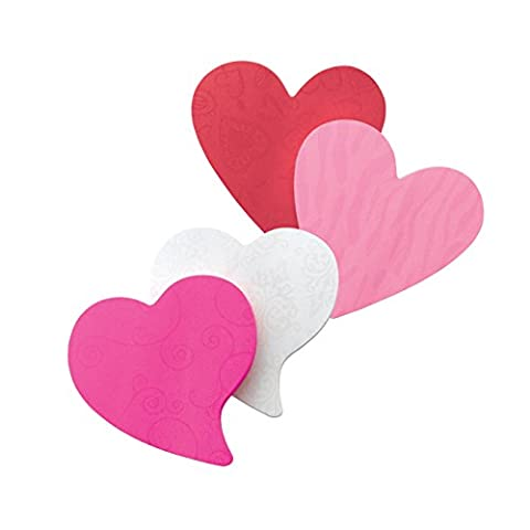 Post-it® Notes Super Sticky Die Cut Heart Shape Pad - 150 Sheets