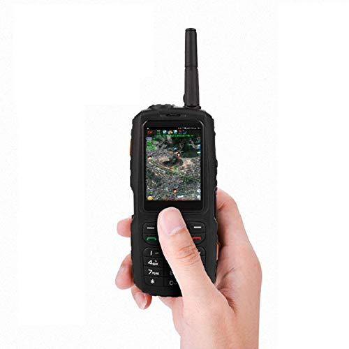 IGRNG Palm Phone 3G IP67 Robustes wasserdichtes Outdoor-Handy Android WiFi Mini Kleiner Walkie Talkie Intercom - Blu-gsm-3g-entsperrt