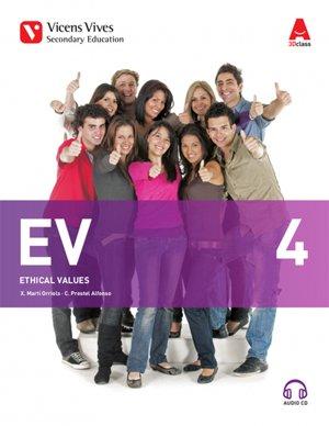 EV 4+ CD (ETHICAL VALUES 3D CLASS)