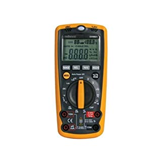 Panel meters & Multimeters 410170 Digital-Multimeter, DVM601, 6-in-1, Allround-Messinstrument, 170 mm x 78 mm x 48 mm Maße